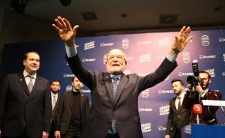 Saadet Partisi Edirne adaylarını tanıttı