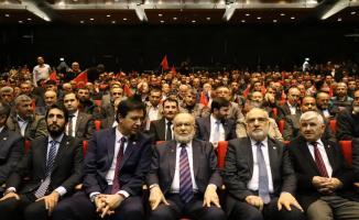 Saadet Partisi Kayseri aday tanıtım toplantısı