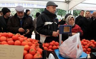 Samsun'da da Tanzim Satış Noktaları Kuruldu