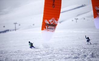 Snowkite Dünya Kupası yarışmaları Erciyes'te yapılacak
