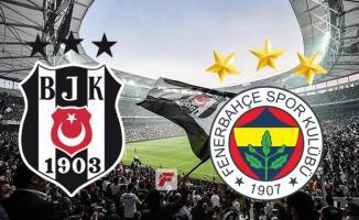 Son dakika... Spor Toto Süper Lig: Beşiktaş - Fenerbahçe maçının ilk 11'i belli oldu