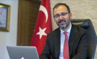 Spor Bakanı Kasapoğlu'ndan İstihdam Açıklaması Geldi