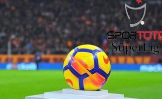 Spor Toto Süper Lig'de 24. hafta yarın başlıyor. Maçlar saat kaçta? Hangi gün?