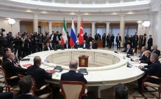 Suriye konulu Üçlü Zirve Toplantısı