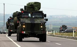 Suriye Sınırına Komando Asker Sevkiyatı Devam Ediyor