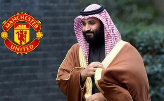 Suudi Arabistan Veliaht Prensi Mohammed Bin Salman Manchester United'ı Alacak Mı?