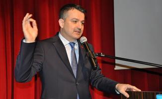 Tarım Bakanı Pakdemirli, Türkiye'nin tarımda Avrupa birincisi olduğunu iddia etti