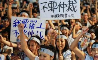 Tayvan'da pilotların grevi binlerce yolcuyu etkiledi