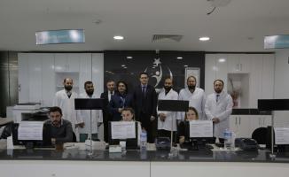 TİKA'dan Afganistanlı doktorlara destek