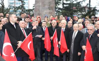 Trabzon'da,
