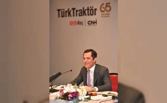 Traktör ihracatının yüzde 91'inde TürkTraktör imzası