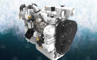 TÜMOSAN, 'denizlerin yeni yerli gücü' temasıyla  marin motor geliştirdi