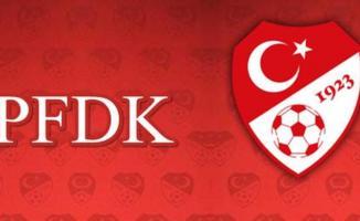 TFF, PFDK sevklerini açıkladı. Fenerbahçe, Galatasaray ve Beşiktaş Türkiye Futbol Federasyonu'nun listesinde