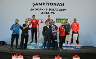 Türkiye Wushu Şampiyonası