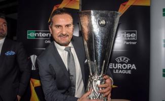 UEFA Avrupa Ligi Kupası İstanbul'da tanıtıldı