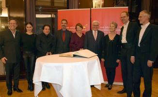 Ünlü piyanist Fazıl Say Bremen'de konser verdi