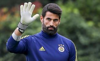 Volkan Demirel Fenerbahçe taraftarlarına teşekkür etti.