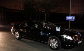 Yunanistan Başbakanı Aleksis Çipras İstanbul'da