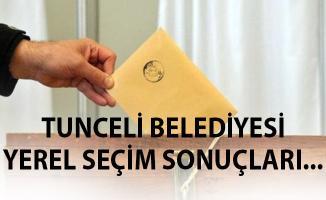 31 Mart Tunceli Yerel Seçim Sonuçları- Tunceli Oy Oranları- Tunceli 31 Mart 2019 Yerel Seçim Sonuçları Son Dakika