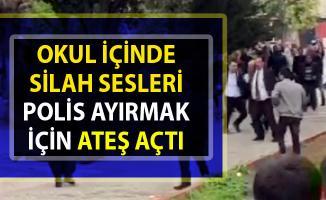 Adana'da seçim kavgası! Polis ayırmak için havaya ateş açmak zorunda kaldı