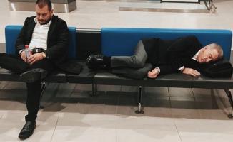 Ahmet Ağaoğlu'nun CAS Yorgunluğu