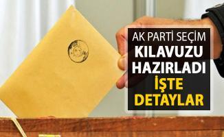 AK Parti'den Önemli Seçim Uyarısı