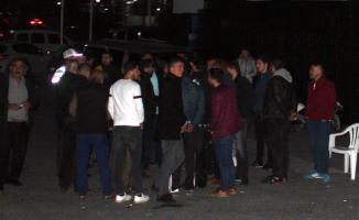 Antalya'da Halde Kavga Çıktı- Yaralılar Var