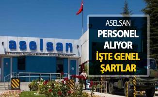 ASELSAN Personel Alım İlanı Yayımlandı ! İşte Genel Şartlar