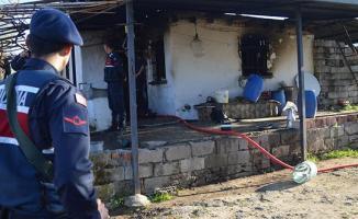 Aydın'da Mutfak Tüpü Patladı- Ölü ve Yaralı Var