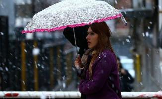Baharı Beklerken Kar Sürprizi ! Meteoroloji Tarih Vererek Uyardı