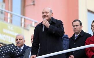 Bakan Soylu, HDP'nin bir siyasi parti olmadığını savundu