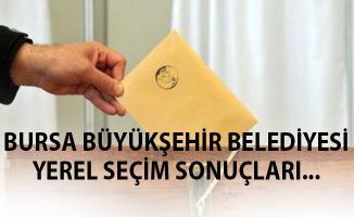 Bursa Seçim Sonuçları 2019- Bursa 31 Mart Yerel Seçim Sonuçları 2019- Bursa Sonuçları