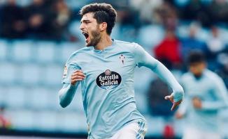 Celta Vigo'da Ayın Futbolcusu Okay Yokuşlu