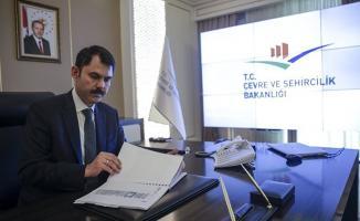 Çevre Bakanı Murat Kurum: Türkiye'de 250 Bin Sosyal Konutlu Projemiz Var