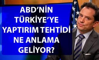 CHP Milletvekili Toprak, ABD'nin Türkiye'ye olası yaptırım kararına ilişkin açıklamalarda bulundu