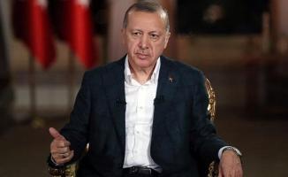 Cumhurbaşkanı Edoğan, muhalefet partilerin yönelttiği o iddialara cevap verdi