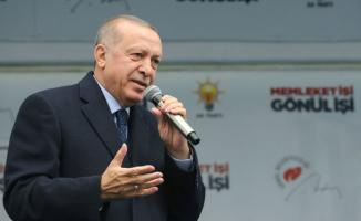 Cumhurbaşkanı Erdoğan: Bu Ülkede Ne Patlıcan Sıkıntısı Ne Patates, Ne Domates Sıkıntısı Var