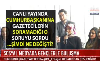Cumhurbaşkanı Erdoğan, ''Çözüm sürecinden bu yana ne değişti?'' sorusuna cevap verdi!..