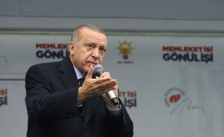 Cumhurbaşkanı Erdoğan: Cumhur İttifakı, Oy Kaybına Fırsat Vermeden Sandıkları Patlatacak