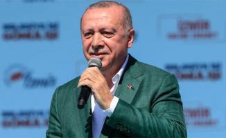Cumhurbaşkanı Erdoğan'dan Ankara Açıklaması: Ulus Meydanı Merkez Olacak
