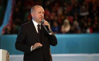 Cumhurbaşkanı Erdoğan'dan 'İlan Ediyorum' Diyerek Önemli Açıklama