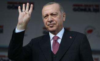 Cumhurbaşkanı Erdoğan'dan İlk Kez Oy Kullanacaklara Sürpriz