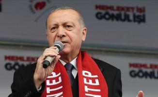 Cumhurbaşkanı Erdoğan'dan Sert Açıklama: Defol Git Orada Yaşa