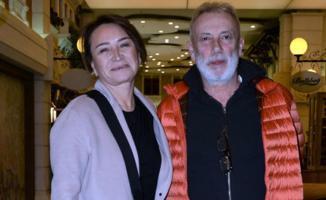 Demet Akbağ'ın eşi Zafer Çika trafik kazası geçirdi! Çika'nın sağlık durumu ciddiyetini koruyor
