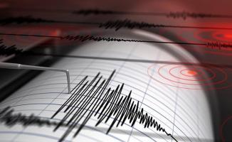 Denizli'de Bir Günde 375 Artçı Deprem Meydana Geldi