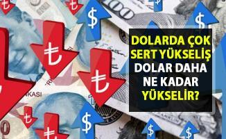Dolar kaç lira? Dolar kur fiyatları neden yükseliyor?..
