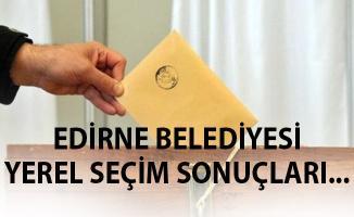 Edirne 31 Mart Yerel Seçim Sonuçları 2019- 31 Mart Yerel Seçim Sonuçları Oy Oranları 2019 Yerel Seçim