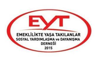 Emeklilikte Yaşa Takılanlar (EYT) Derneğinden 31 Mart Yerel Seçim Manifesto- EYT Manifestosu