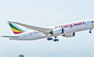 Etiyopya Hava Yolları'na ait uçak düştü! 157 yolcu öldü
