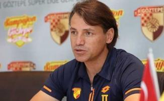 Göztepe Teknik Direktörü Tamer Tuna, Beşiktaş maçı sonrası açıklama yaptı